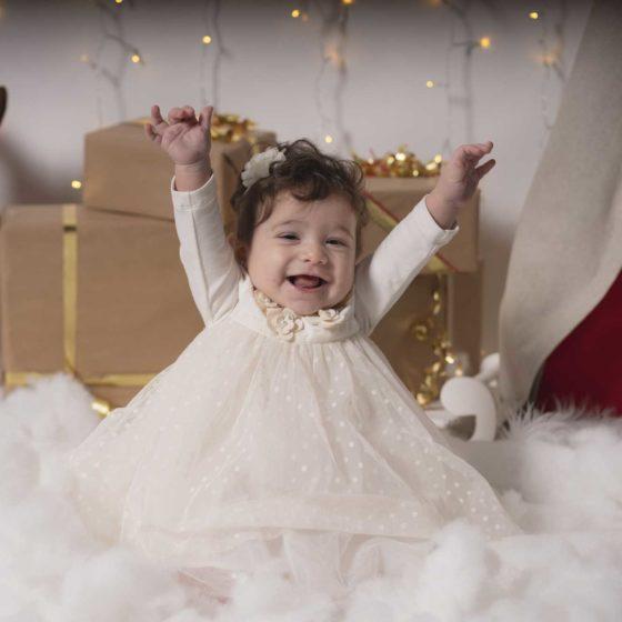 Regala un servizio fotografico bambini a Natale