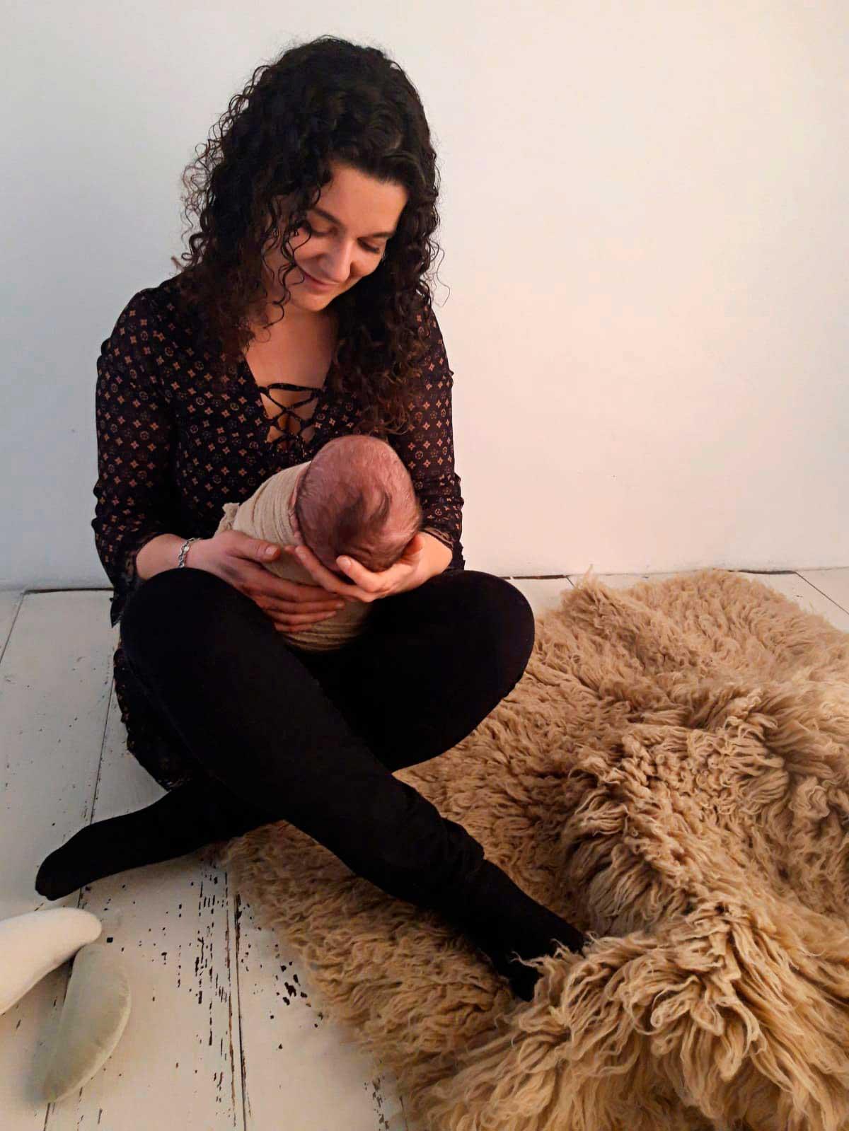Donatella Gallory, Servizi fotografici newborn e gravidanza a Firenze