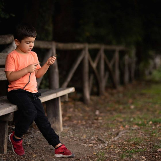 Servizio fotografico bambini, Firenze