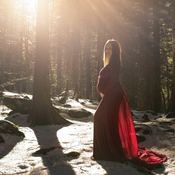 Maternity - Servizio fotografico a Firenze